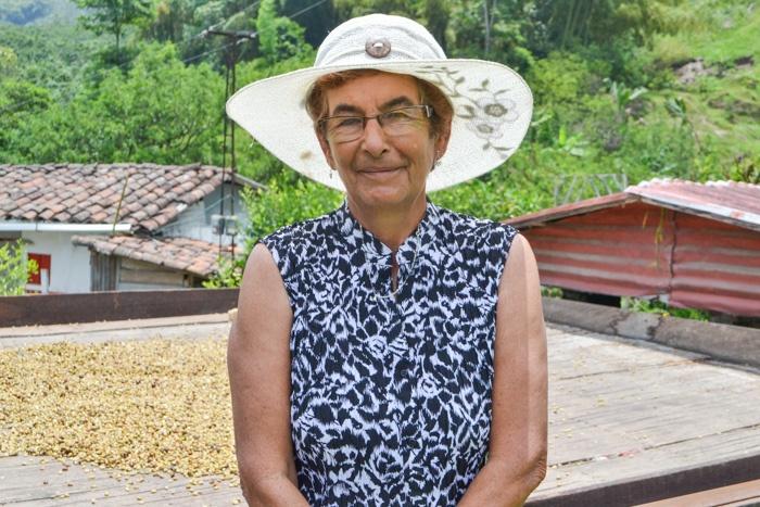 Mujer Risaralda