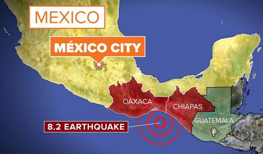 Mexico earthquake
